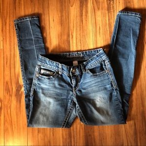 Maurices Jeans size S skinny 28x31